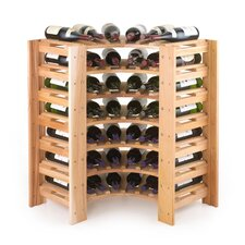 Swedish 42 Bottle Wine Rack