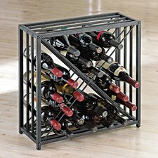Table Top 24 Bottle Wine Rack