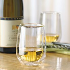 Steady-Temp Stemless Wine Glass (Set of 4)