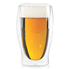 Steady-Temp Double Wall Beer Glass (Set of 4)