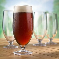 Indoor and Outdoor Stout Beer Glass (Set of 4)