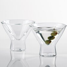 Steady-Temp Martini Glass (Set of 4)