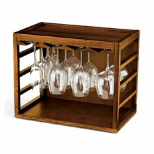 <strong>Wine Enthusiast</strong> Tabletop Wine Glass Rack