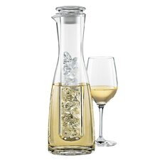 <strong>Wine Enthusiast</strong> 2 Piece Chilling Carafe