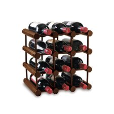 12 Bottle Wine Rack