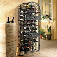 Renaissance 45 Bottle Wine Rack