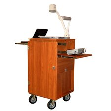Media Pro Presentation Cart