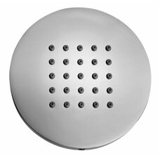 Jewel Shower Series Solid Brass Anti Lime Round Body Spray