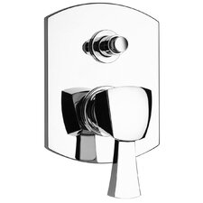 J11 Bath Series Pressure Balanced Valve Body with Diverter and Trim