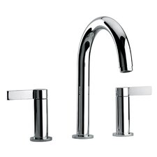 <strong>Jewel Faucets</strong> J14 Bath Series Two Lever Handle Roman Tub Faucet with Classic Spout