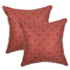 Isabella Crimson Tide Pillow (Set of 2)