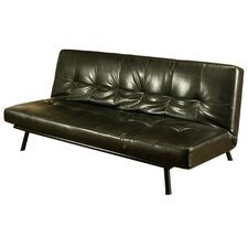 <strong>Big Tree Furniture</strong> Euro Monaco Convertible Sofa
