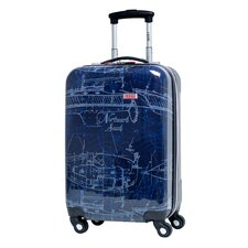 "Enterprise 20"" Spinner Carry-On Suitcase"