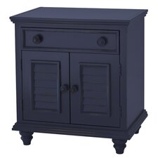 Outer Banks 1 Drawer Nightstand