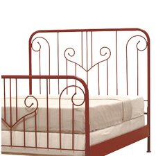Outer Banks Wrought Iron Headboard
