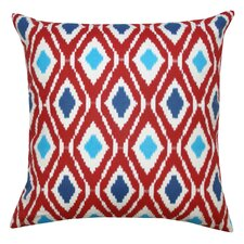 Geo Cotton Pillow