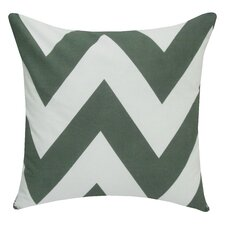 <strong>Divine Designs</strong> Eddy Chevron Poly Cotton Pillow