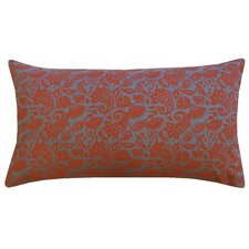 Petite Paisley Cotton Lumbar Pillow