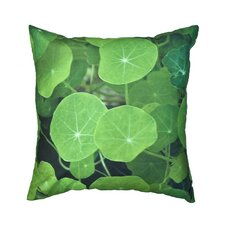 Lily Pads Outdoor Pillow