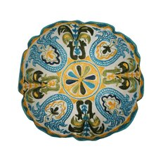 Dover Poly Silk Round Pillow