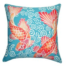 Koi Outdoor Pillow