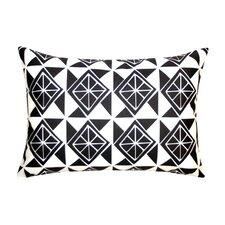 <strong>Divine Designs</strong> Slices Polyester Lumbar Pillow