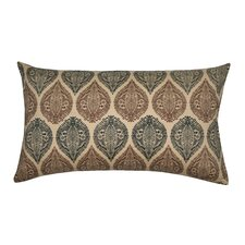 Kelsey Block Cotton Pillow