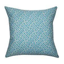 <strong>Divine Designs</strong> Geo Dot Outdoor Pillow