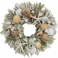 Summer Beach Bungalow Wreath