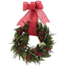 Holiday Jingle Bell Wreath