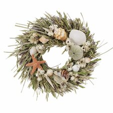 Summer Shoreline Wreath