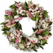 Spring / Everyday Garden Blush Wreath