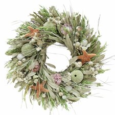 <strong>Urban Florals</strong> Summer Beachy Keen Wreath