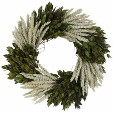 Autumn Provence Fields Wreath