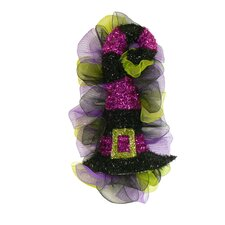 Abracadabra Hat Witch`S Hat Wreath