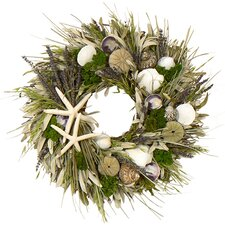 Lavender Jewel Wreath
