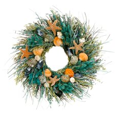 Tangier Island Wreath