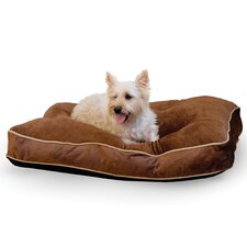 Dog Tufted Pillow Top Bed
