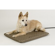 Lectro-Soft™ Heated Dog Bed with Cover