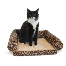Lazy Leopard Pet Lounger
