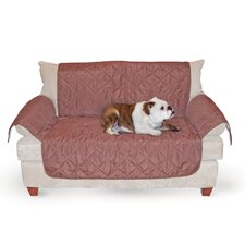 <strong>K&H Manufacturing</strong> Economy Furniture Loveseat Slipcover