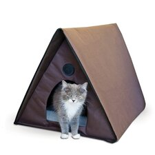 Outdoor Multiple Kitty A-Frame