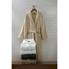 <strong>Luxor Linens</strong> Andara 100% Supima Cotton Luxury Bath Robe