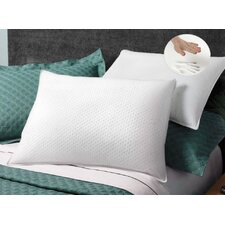 Giovanni Memory Foam Standard Pillow (Set of 2)