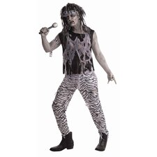 Zombie Rock Star Costume