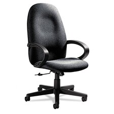 High-Back Swivel or Tilt Chair with Arms