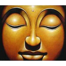 "Handgemaltes Gemälde ""Buddha"" - 100 x 120 cm"