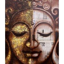 """Handgemaltes Gemälde """"Buddha"""""""