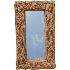 Spiegel aus Treibholz