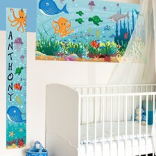Ocean Girl Growth Chart